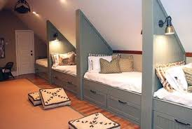 20 Spectacular Design Ideas For Unused Attic Space design homesthetics (2)