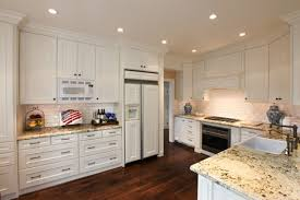 White Kitchen Cabinets Open Up New Solutions