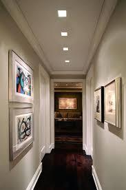 dark hallway today led aurora sq hallway lighting track long led for