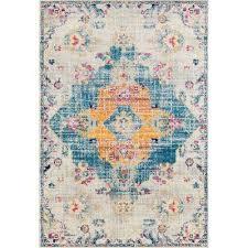 abigail mireya blue 10 ft x 13 ft area rug