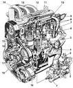 Двигатель от ваза в форд
