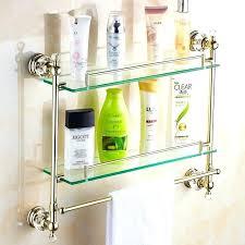bathroom shelfs gold crystal bathroom shower glass shelf bath shower shelf corner rack gold shower holder bathroom shelf plastic bathroom shelves ikea