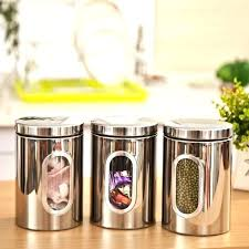 kitchen storage jar sets glass kitchen storage jars high quality stainless steel canister jar bottle box kitchen storage jar sets