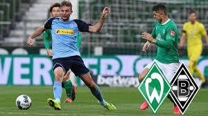 Sigue el partido entre werder bremen y borussia m'gladbach en directo. Werder Bremen Gegen Borussia Monchengladbach 0 0 28 Spieltag Bundesliga Fussball Sportschau De