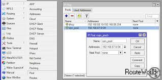 Поднимаем VPN через L2TP IPSec на Mikrotik » RouteWorld. Мир ...