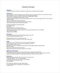 Ideas Of Resume Mri Technician 8 Radiologist Resume Templates Pdf