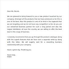 8 Proper Business Letter Format Templates Download for Free | Sample ...