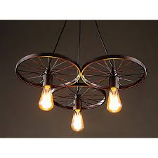 modern wagon wheel chandelier parts vintage light fixture how much