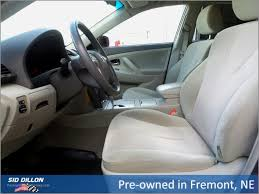 toyota camry 2016 car seat covers awesome pre owned 2010 toyota camry le 4 door sedan
