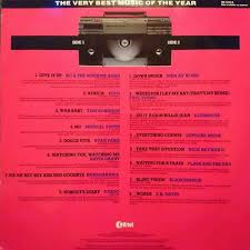 Chart Hits 1983 Chart Hits 83 Volumes 1 And 2 K Tel 1983 A Pop Fans Dream