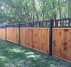 fence styles. Contemporary Styles Beautiful Privacy Fence Styles Wood Panels Best 25 Fencing Ideas On Inside