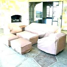 outdoor sofa cover. Patio Couch Cover L Shaped Furniture Outdoor Sofa Sectional Slipcovers R