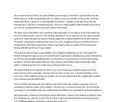 examples of descriptive essays of the beach dissertation  the beach essays