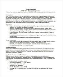 Engineering Proposal Sample Cool 44 Project Proposal Examples Free Premium Templates