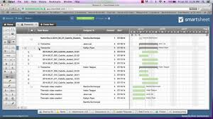 Smartsheet Pert Chart 10 Clarifications On Smartsheet Tutorial Smartsheet Tutorial