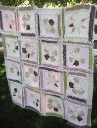 Flower Applique Quilt Pattern Rag Quilt Pattern Baby Quilt & Flower Applique Quilt Pattern - Rag Quilt Pattern - Baby Quilt Patterns - Easy  Quilt Patterns - Beginner Quilt Pattern - Baby Sewing Pattern Adamdwight.com