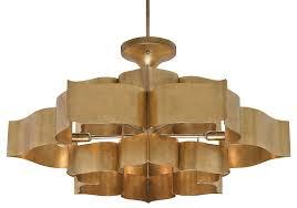 favorite blossom gold leaf chandelier me gardens for gold leaf chandelier view 4 of
