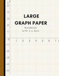 Large Graph Paper Notebook Coordinate Paper For Engineer