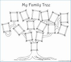 10 Generation Family Tree Template Excel Best Of Family Tree Diagram ...