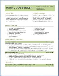 Resume For First Job Awesome Resume First Job Template New Resume ...