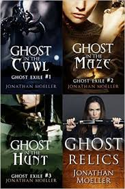ghost exile box set books 1 3 by jonathan moeller