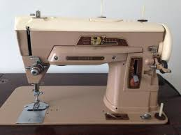 Singer Push Pedal Sewing Machine