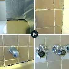 how to remove calk from shower best way to remove bathtub caulk removing replace bathtub caulk