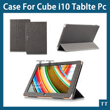 Wholesale <b>Original High Quality PU</b> Case For Cube I10 10.6 Inch ...