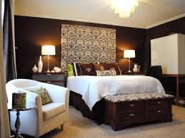 One Wall Color Bedroom One Wall Color Bedroom 28 One Dark Wall Love The Colors