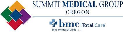 Summit Medical Group Oregon Bend Redmond Sisters Oregon
