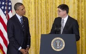 Obama nominates Jack Lew to be secretary of Treasury | News |  postandcourier.com