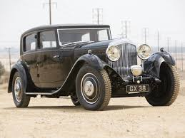 RM Sotheby's - 1932 Bentley 8-Litre Saloon by Arthur Mulliner