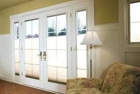 cost of sliding glass doors full size how much do folding interior walls foot with built