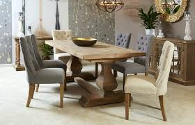 gray dining table set decorating ideas for voguish grey teak outdoor farmhouse round wood gray