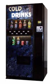 Average Price Of Soda In Vending Machine Inspiration Dixie Narco 48E Soda Beverage Vending Machine EBay