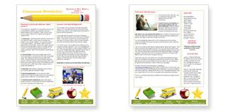 Free Magazine Template For Microsoft Word Worddraw Com School Newsletter Template For Microsoft Word