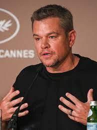 trusting science.' Matt Damon talks ...