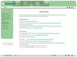 Fidelity Investments Organizational Chart Notes Sme Fli For All Screens Using This Course Please