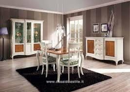 Mobili Per Sala Da Pranzo Moderni : Arredamento salotto pranzo tavolo da in ebano per