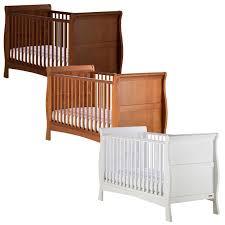 Nursery Bedroom Furniture Izziwotnot Baby Bedroom Furniture Bailey Height Adjustable Cot
