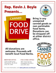 Food Drive Flyer Samples Can Drive Flyer Ninjaturtletechrepairsco 2