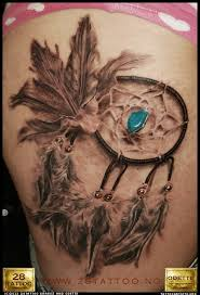 Aztec Dream Catcher Tattoo Classy Gorgeous Dream Catcher Tattoo On Back Tattoo Ideas