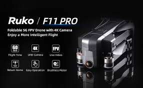 RUKO F11Pro Drones with Camera for Adults 4K ... - Amazon.com