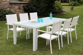 Awesome Table De Jardin Metal Blanc Photos Amazing House Design
