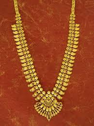 Gold Step Haram Designs With Weight Kerala Gold Haram 916 Hallmarked Mullamottu Kerala Gold