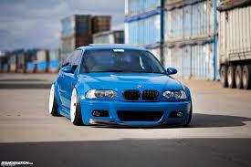 bmw m3 e46 stanced. Perfect Bmw Slammed Flush BMW M3 E46 2 In Bmw Stanced A