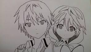 Koleksi gambar anime girls ukuran besar. Gambar Anime Hitam Putih Estabydesign