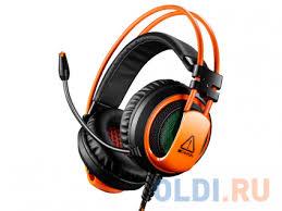 <b>Наушники</b> (гарнитура) <b>Canyon</b> 7XCNDSGHS5 Black/Orange ...