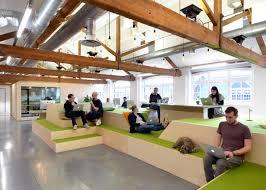 horizon media office. Five Office Designs From Clerkenwell Design Week 2016 For New Airbnb London Threefold Dezeen 1568 5 10 Horizon Media