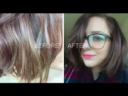 Quick Fix For Hair Color Disaster Fanci Full Color Rinse No Damage